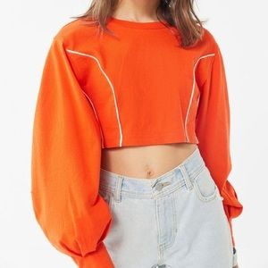 UO Vesper Cropped Top (S)